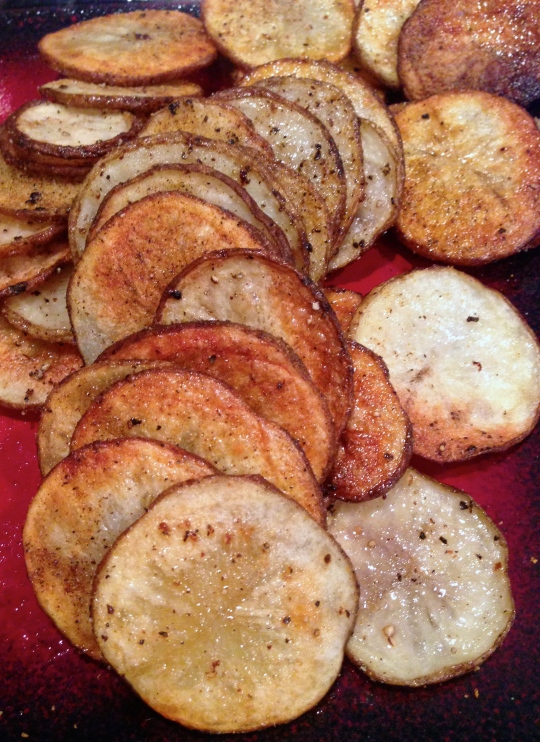 Potato Discs